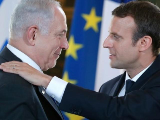 Netanyahu à Paris début décembre pour s'entretenir avec Macron