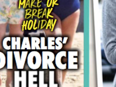 Camilla Parker-Bowles et Charles, l'enfer du divorce, la vérité enfin (photo)