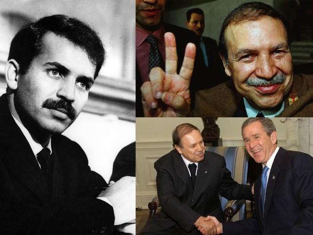 Ministre à 26 ans, octogénaire agrippé au pouvoir : Bouteflika, un destin algérien