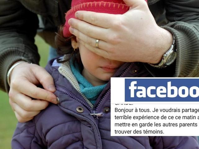 Une maman annonce sur Facebook que son fils a été enlevé à Tournai: la fausse information provoque la psychose dans la région