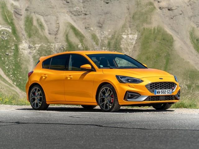 Essai Ford Focus ST 2019: il va y avoir du sport !