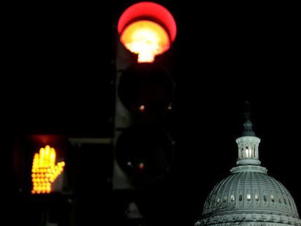 Le Sénat américain reporte à lundi midi le vote sur le «shutdown»