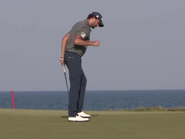 Golf - Ch Tour - NBO Golf Classic Grand Final 2017 : Clément Sordet : « ne pas regarder autour »