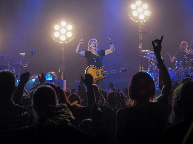 Musiques/festivals: quand le live reprend vie