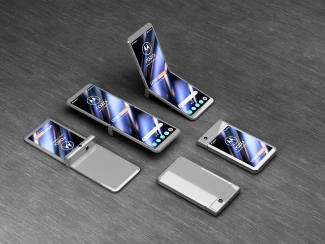 Motorola Razr 2020 : le retour des Moto Mods