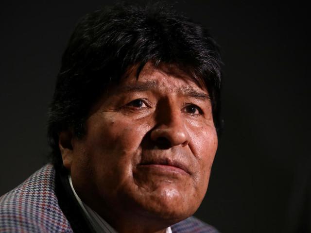 Evo Morales quitte le Mexique pour l'Argentine