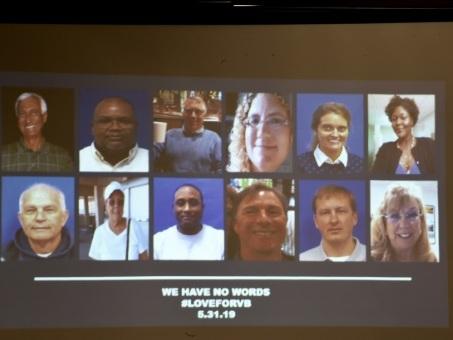 USA: 12 morts à Virginia Beach, les mobiles du tireur en question