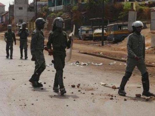 Guinée-Conakry: trois morts suite à une violente manifestation à Labé