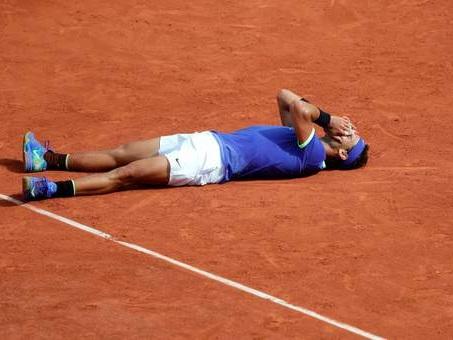 Nadal remporte son 10e Roland-Garros
