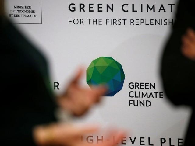 Contributions de 9,8 milliards de dollars pour le fonds vert pour le climat