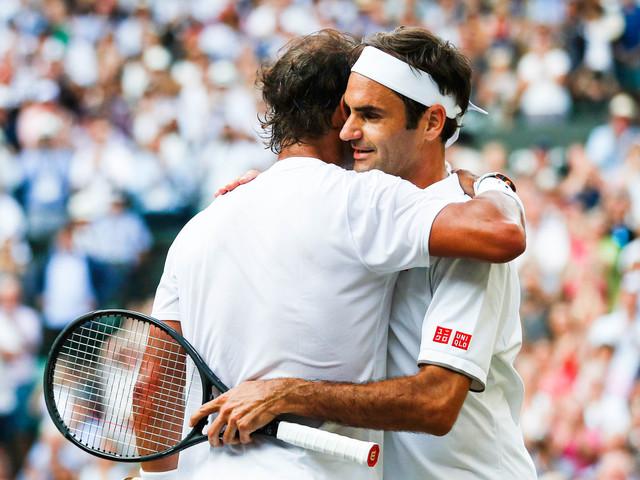 Nadal entretient une relation de rêve avec Federer !