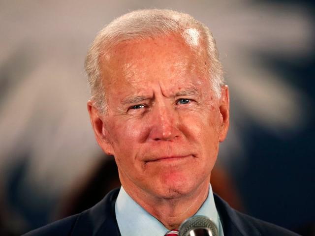 Joe Biden, l'ex-grand favori des primaires démocrates désormais candidat en danger