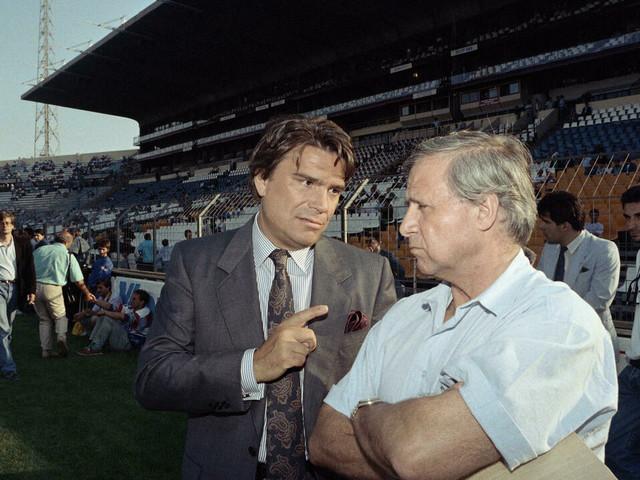 Splendeurs et misères de Bernard Tapie à l'Olympique de Marseille