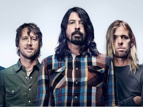 Foo Fighters : encore un nouveau titre en live !