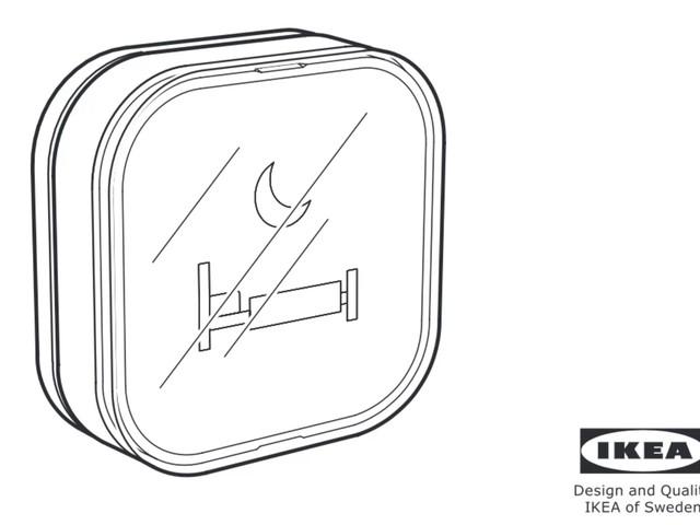 IKEA envisage un bouton de raccourci intelligent pour la maison connectée