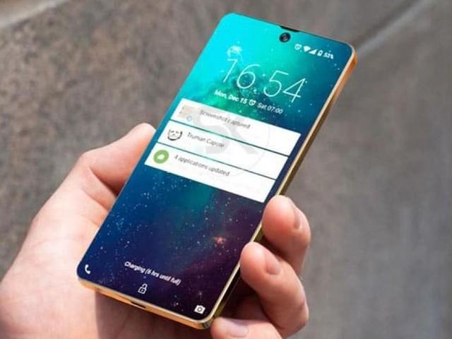 Samsung Galaxy : Un concept entièrement borderless qui te fera rêver