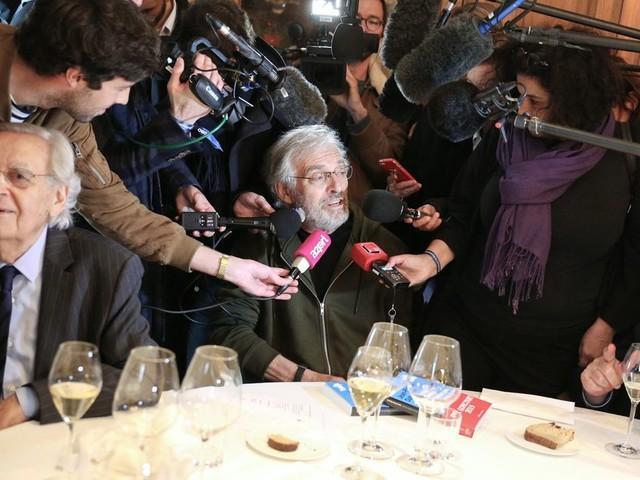 Qui pour succéder à Bernard Pivot à la présidence du Goncourt?