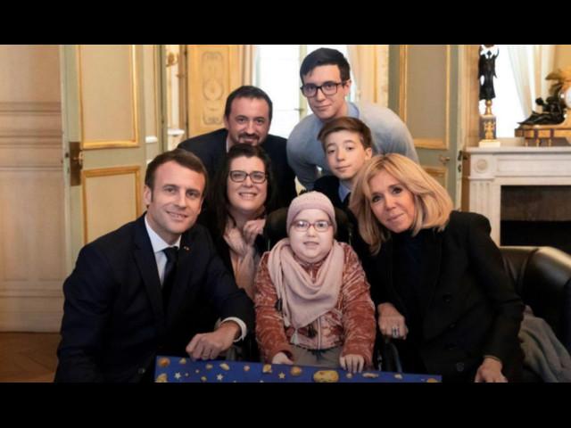 Brigitte Macron touchée par la mort de la petite Elise, qu'elle avait rencontrée