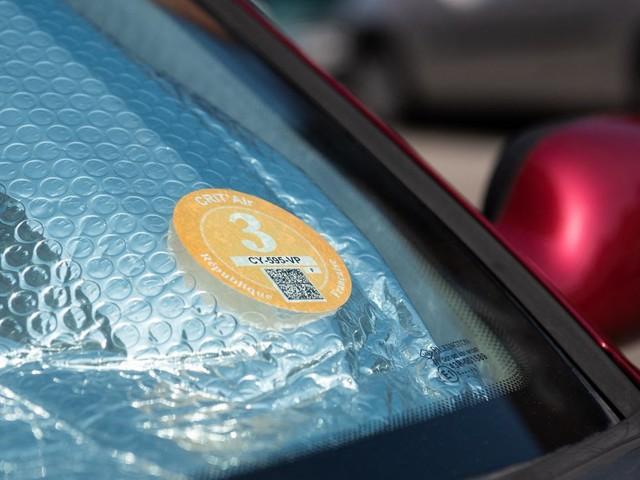 Pollution à l'ozone : la circulation différenciée reconduite mardi en région parisienne