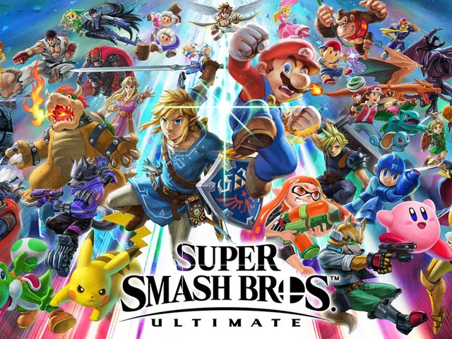 Super Smash Bros. Ultimate : Nintendo va lancer prochainement le premier tournoi européen
