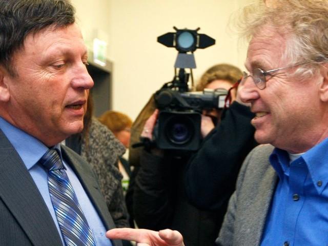 Présidentielle 2022: l'écologiste Antoine Waechter candidat