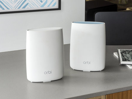 Routeur Wi-Fi : faut-il craquer pour l'Orbi RBK50 de Netgear ?