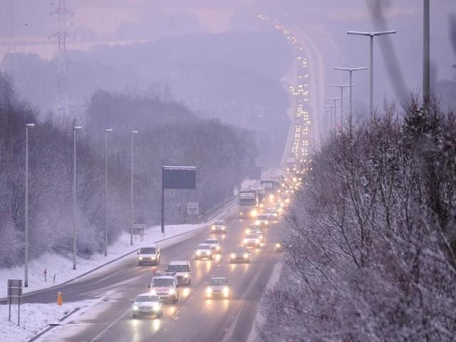Prudence sur les routes ce soir et cette nuit: le gel fait son retour, l'IRM lance une alerte jaune conditions glissantes sur toute la Wallonie