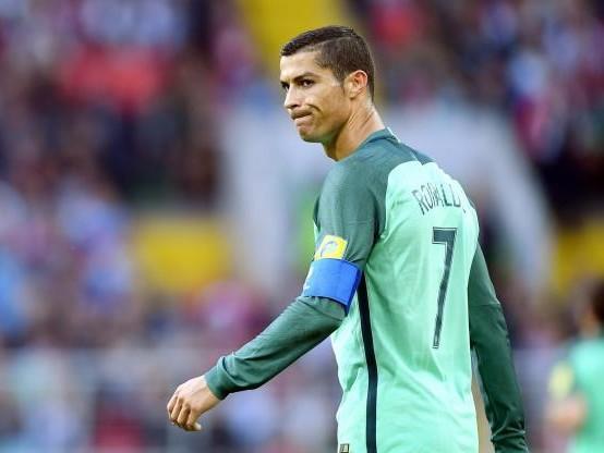 Foot - C. Confédérations - Portugal : Fernando Santos n'a pas voulu dire si Cristiano Ronaldo sera titulaire