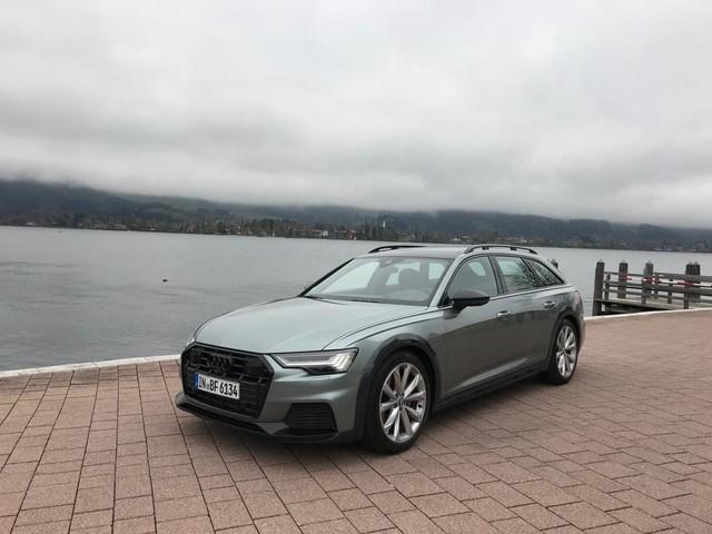 Nouvelle Audi A6 Allroad, les infos en vidéo