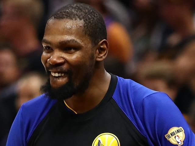 NBA : Durant meilleur joueur de la finale 2018