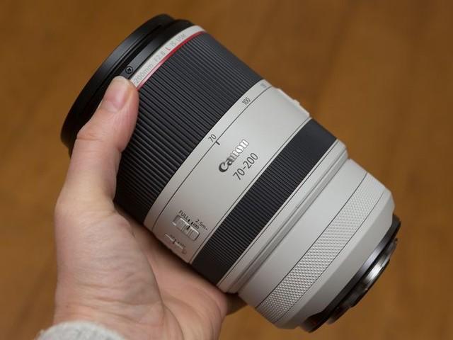 Test : Canon RF 70-200mm F2.8L IS USM: une compacité qui ne nuit nullement à ses qualités