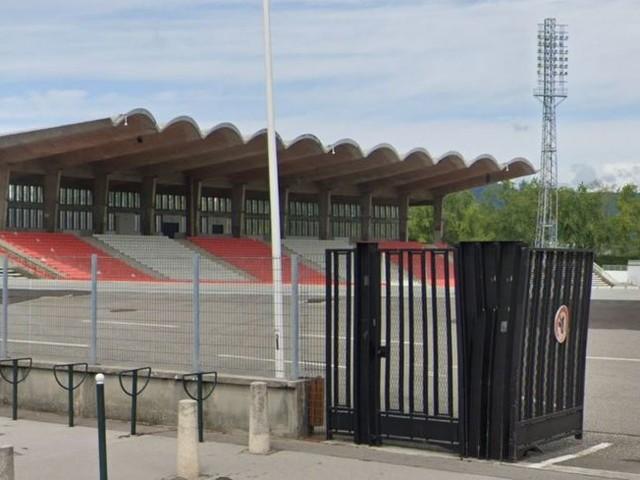 Annecy : le parc des sports fermé pour raison de sécurité