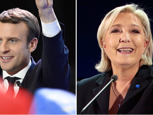 Présidentielle française: que pense la presse belge des résultats du premier tour?