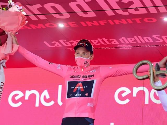 Le Britannique Tao Geoghegan Hart remporte le Tour d'Italie sur le fil