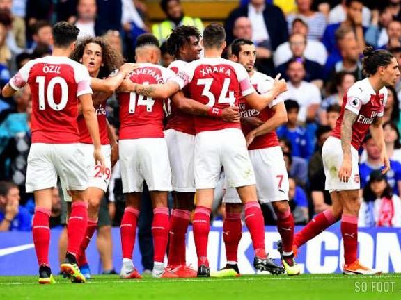Pronostic Arsenal Chelsea : Analyse, prono et cotes du match de Premier League