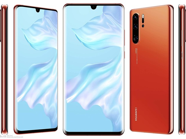 Huawei P30, 100 euros de réduction immédiate sur le smartphone