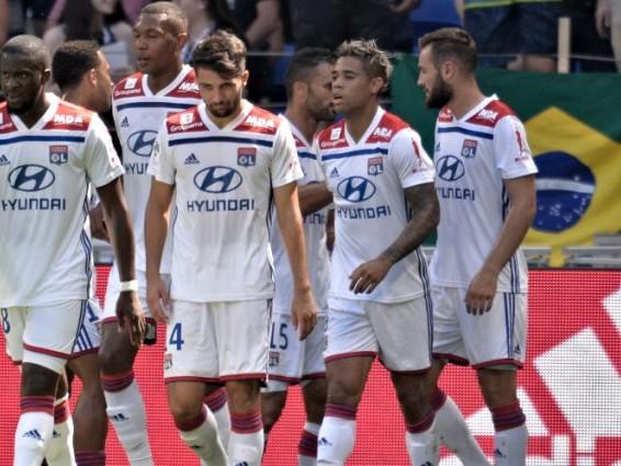L1 (J1) : L'OL au petit trot contre Amiens
