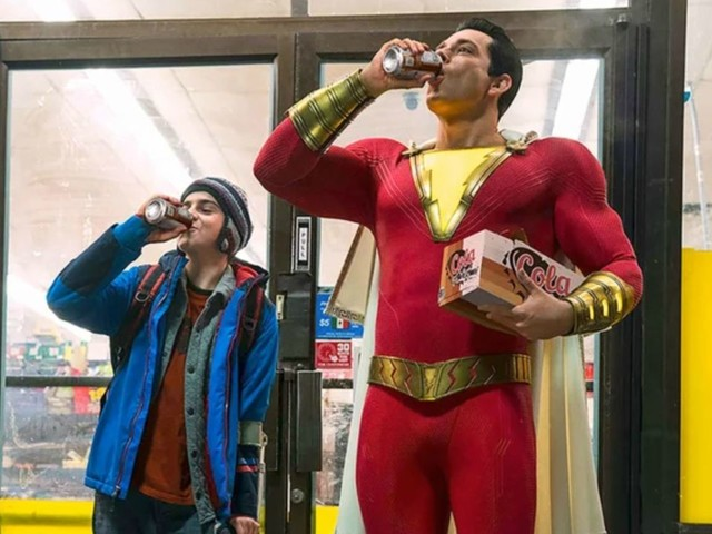 Shazam 2 : l'ado super-héros reviendra dans une suite