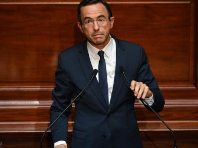 """Retailleau: la demande d'Estrosi d'exclure Wauquiez de LR n'est """"pas raisonnable"""""""