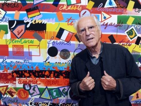 Gérard Fromanger, le passeur de témoin, un peintre engagé dans son temps