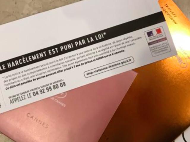 Festival de Cannes 2018: la hotline pour dénoncer les violences sexuelles est ouverte
