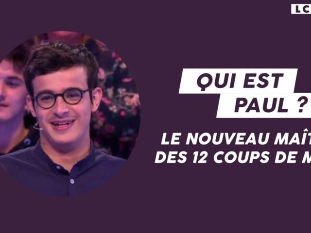 """Qui arrêtera Paul, l'impressionnant candidat des """"12 coups de midi"""" ?"""