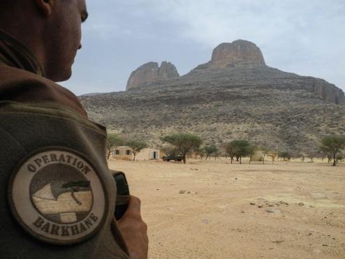 Face aux jihadistes du Sahel, La France renforce l'opération Barkhane à plus de 5.000 hommes