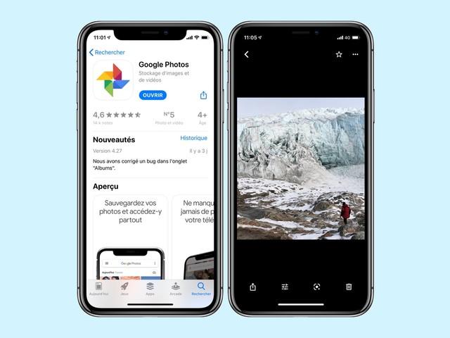 Google Photos: le stockage illimité et gratuit des photos originales sur iPhone est un «bug»