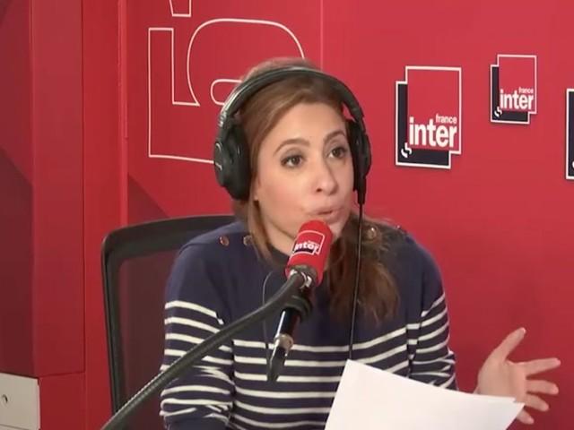 """""""Ce n'est pas une sanction"""" : Léa Salamé explique son retrait provisoire de l'antenne de France Inter"""