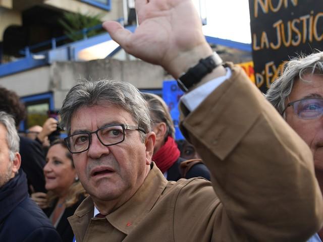 Perquisition houleuse au siège de La France insoumise : Jean-Luc Mélenchon condamné à trois mois avec sursis