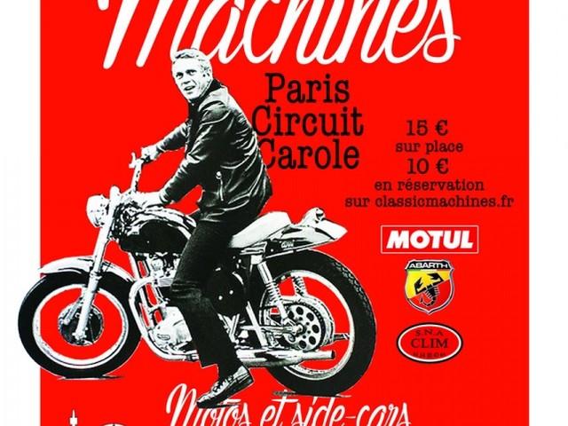 3e Classic Machines à Carole