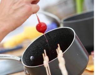 Les recettes du meilleur pâtissier ce 14 novembre : Pomme d'amour et Tivoli (finale).