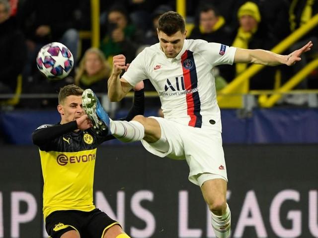 Thomas Meunier après Dortmund – PSG en Ligue des champions: «Nous avons un peu manqué de volonté» (2-1, vidéos)