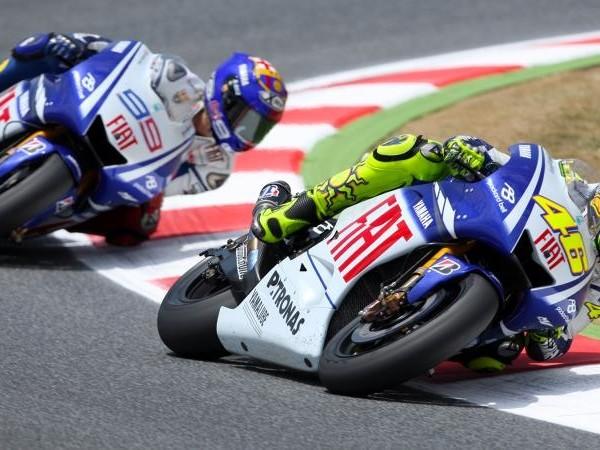 MotoGP 2020 : Rossi tirerait Lorenzo vers Yamaha! Info ou Commedia dell' Arte ?